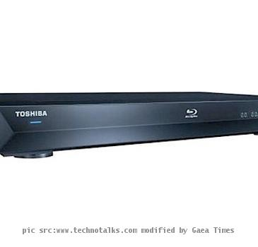 Toshiba Blu Ray Player