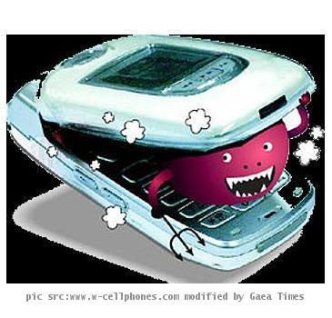 CellPhone Virus