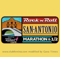 San Antonio Rock and Roll Marathon