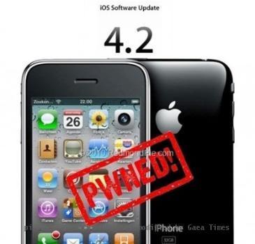 iOS 4.2 Jailbreaked