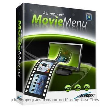 Ashampoo Movie Menu