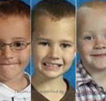 Three Missing Boys