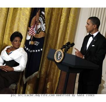 barack obama winfrey oprah