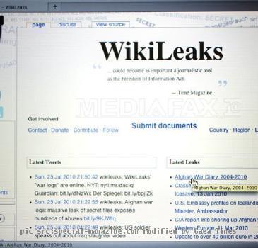 <b>WikiLeaks</b>