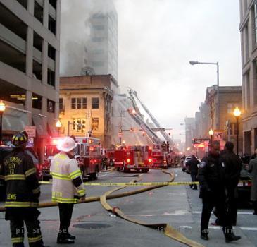 Baltimore Fire