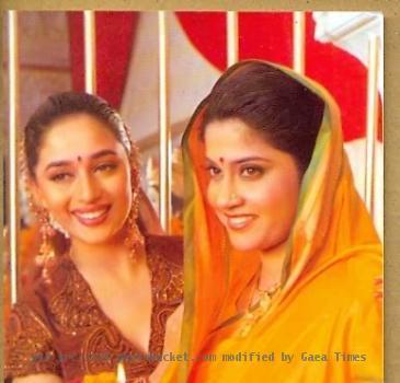 Madhuri Dixit, Renuka Shahani