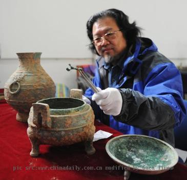 2,400-year-old 'soup' Discovered by Chinese Archaeologists near Xian