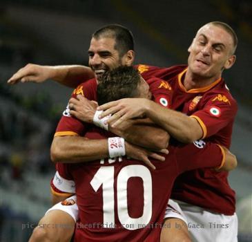 Roma Ready to Move
