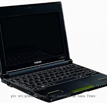 Toshiba NB550D