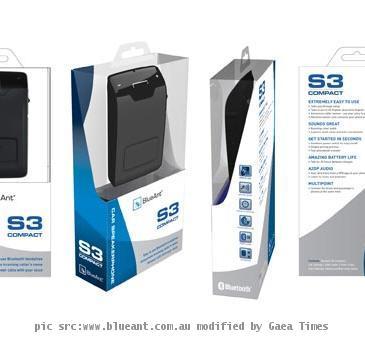 BlueAnt S3