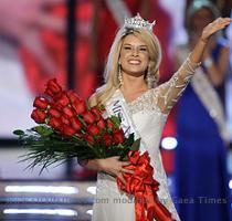 Miss America 2011 Contestants