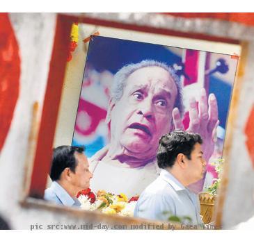 Bhimsen Joshi's Funeral