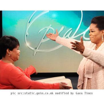 Oprah Half Sister