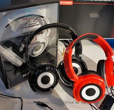 X2 Hybrid Headphones unveiled by ZUMREED