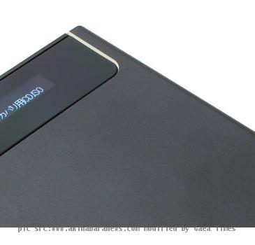 UMA-ISO2 is an USB and eSATA HDD Enclosure with ISO Support from Hanwa