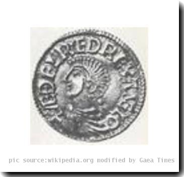 I got this here It is ver interesting as it clearly says ÆDELRED REX., a D rather than a TH.