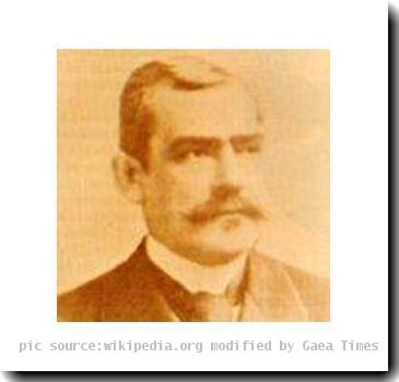 Elías Fernández Albano, President of Chile 1910
