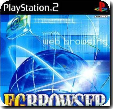 Cover for PlayStation 2 software EGBrowser.