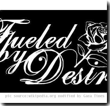 For use ONLY by express permission of Fueled By Desire band
