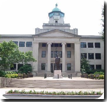 Henry Hardin Cherry Hall, located on the campus of Western Kentucky University. (6208)