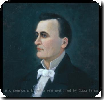 John Breathitt, painted by Ferdinand G. Walker, 1911.