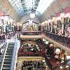 Interior of the Queen Victoria Building, Sydney. Photographed by
