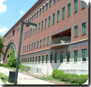 Picture of Lutz Hall.