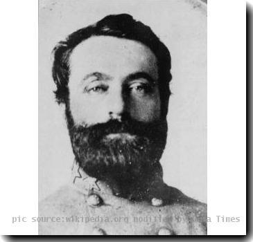William Edwin Baldwin, Confederate General