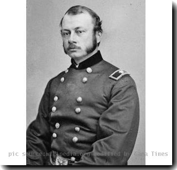Robert Brown Potter, Union General. Source: