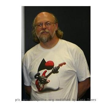 Re: James Gosling
