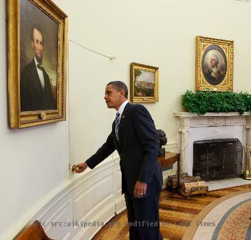 <b>Barack Obama</b> Oval Office