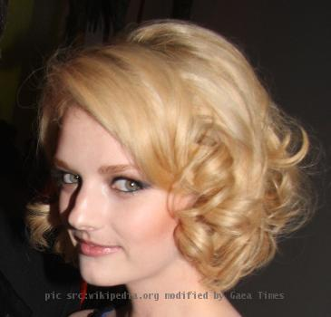 Lydia Hearst-Shaw in June 2009.