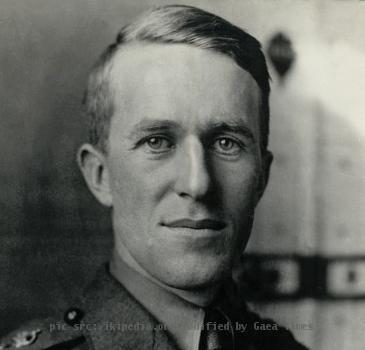 British Army File photo of T.E. Lawrence