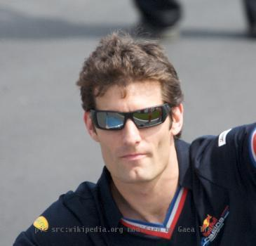 Mark Webber at the 2008 Canadian Grand Prix.