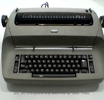 IBM Selectric ? (640