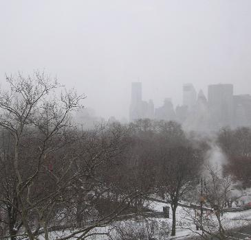 New York Snowfall
