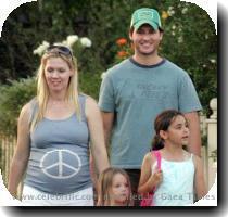 jennie garth family 10 3 2006