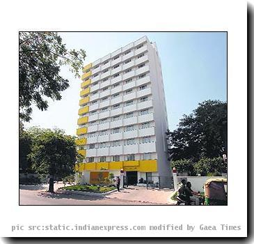 Lemon Tree Hotel in Ahmedabad Express archive