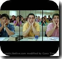 Watch  Team 3 Idiots unveil new song