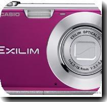 Re: Casio Exilim Ex S5pe