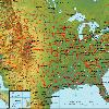 United States Map > Map of United States
