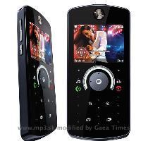 Motorola ROKR E8 black