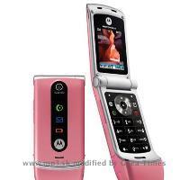 Motorola W377 pink