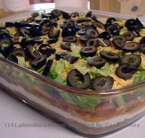 SUNDAY Make Taco Dip