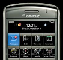 large blackberry storm