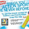 There have been successful uses of the Tag in various places around the world  Totino s Microsoft Tag During the Winter X Games 13  action sports fans used a Tag that leads to Danny Kass s competition schedule and it allowed them to visited the Totino s booth to get free