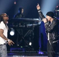 Eminem l.il wayne