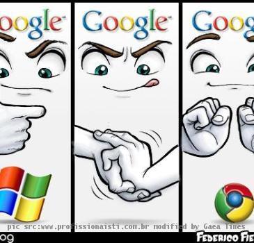 google microsoft