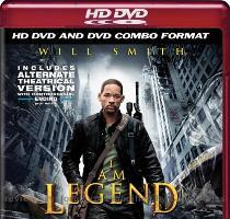 Combo release of  I Am Legend  will include a 1080p VC1 video encode  Dolby TrueHD audio track and an MSRP for $35 98 and include all extras features  This will be a great one to buy imo