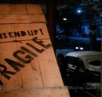 FRAGILE    must be Italian   <    What movie  hahahaha Classic  A Christmas Story